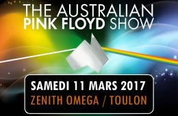 The Australian Pink Floyd Show Toulon