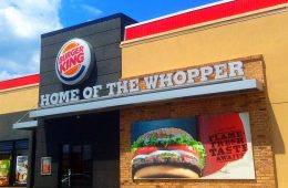 Burger King Gassin Saint-Tropez