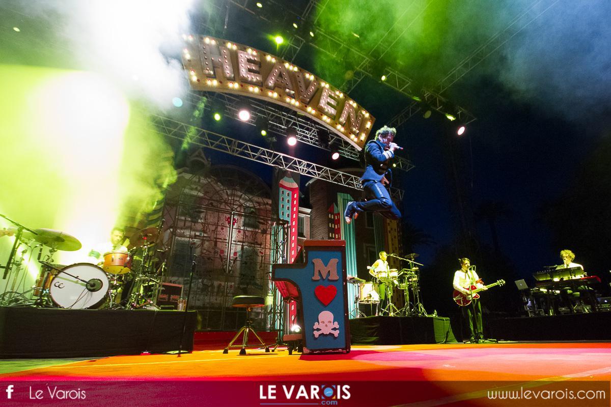 Mika Festival du Château Solliès-Pont concert