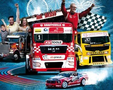 GP Camions 2017 Circuit Paul Ricard Le Castellet