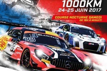 Blancpain GT Series 2017 Circuit du Castellet