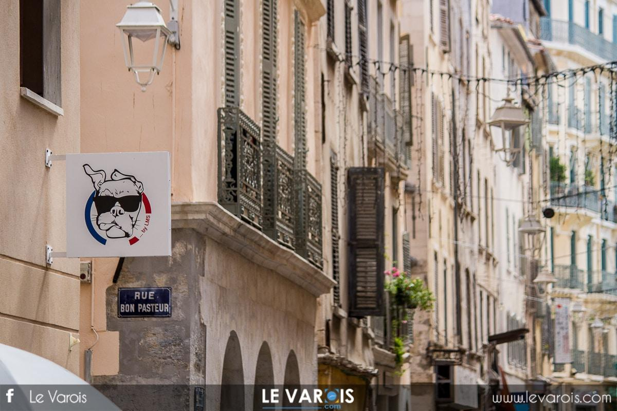... by LMS 100% Art & Organic Toulon bio rue des arts