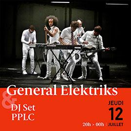 General Electricks à Toulon