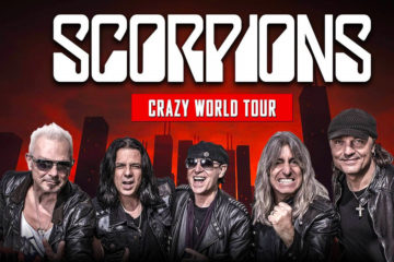 Scorpions Zénith de Toulon