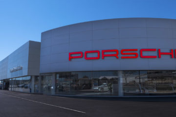Concession Porsche Toulon