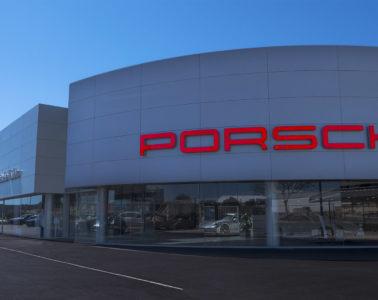 Concession Porsche Toulon