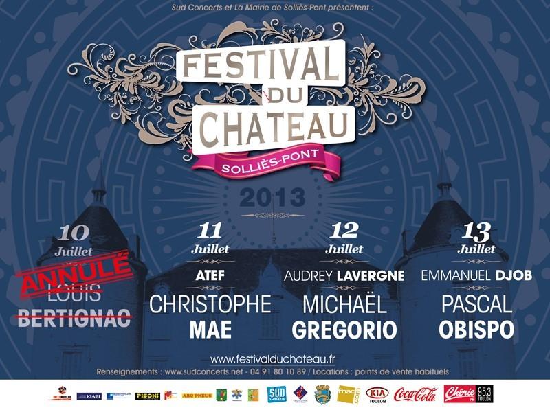 Festival du Château 2013