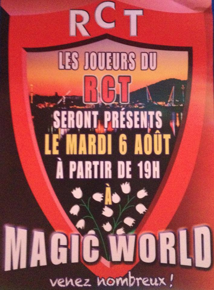 RCT Magic World