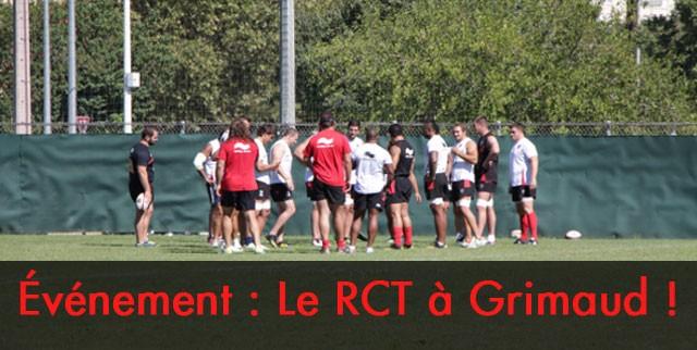 RCT à Grimaud