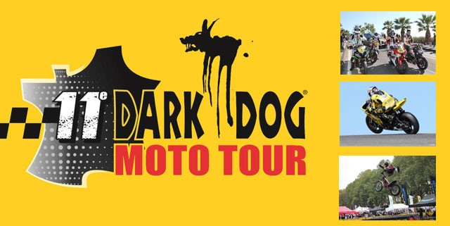 Dark Dog Moto Tour
