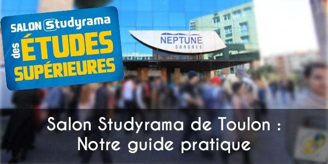 Studyrama Toulon
