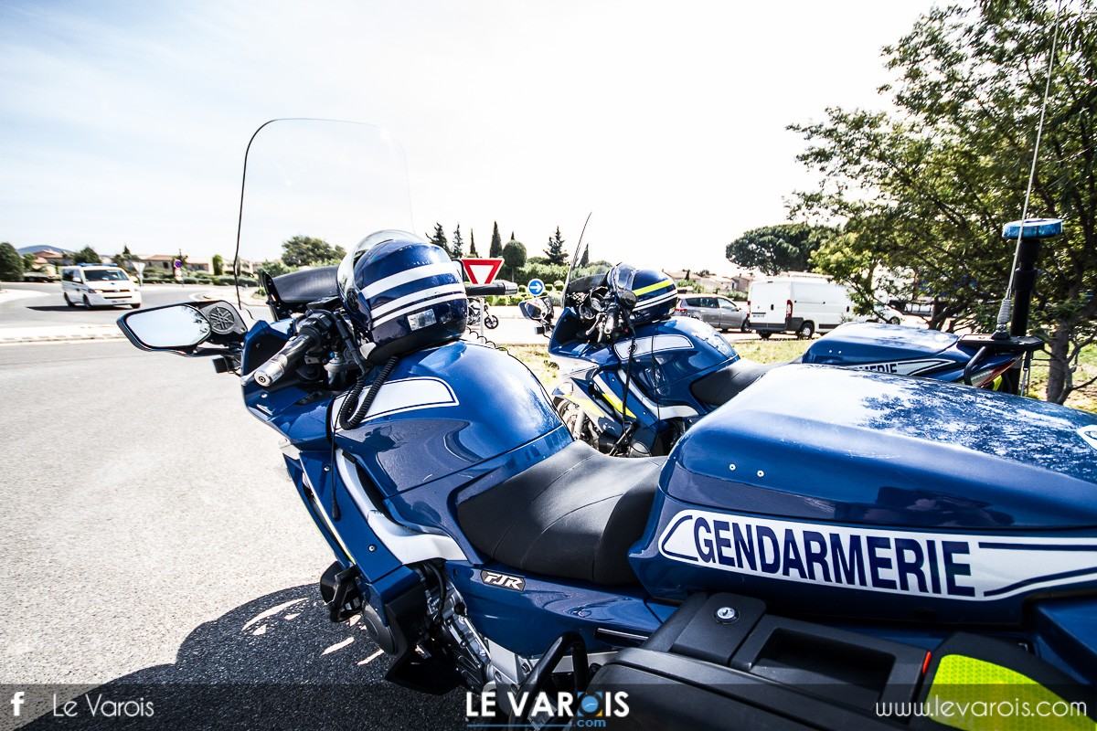 la gendarmerie du var propose une nouvelle balade gratuite destin e aux motards. Black Bedroom Furniture Sets. Home Design Ideas