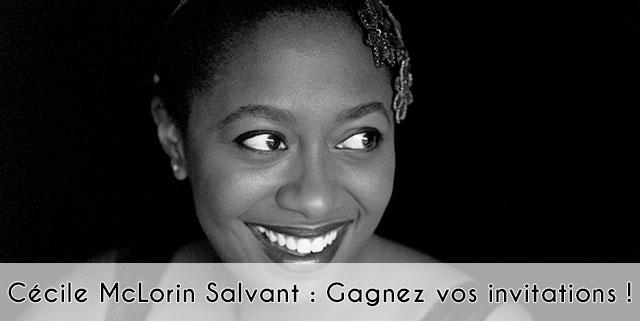 Gagnez vos invitations pour Cécile McLorin Salvant à Six-Fours