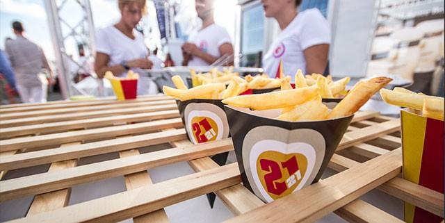 Fête des Belges 2014 Saint-Tropez