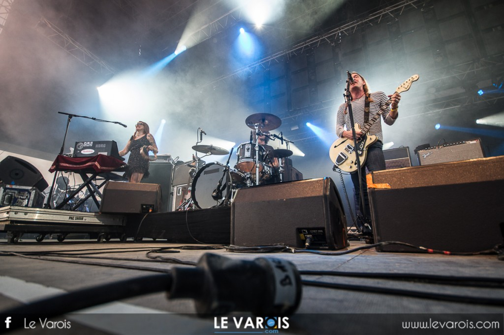 The Dandy Warhols - Voix du Gaou 2014