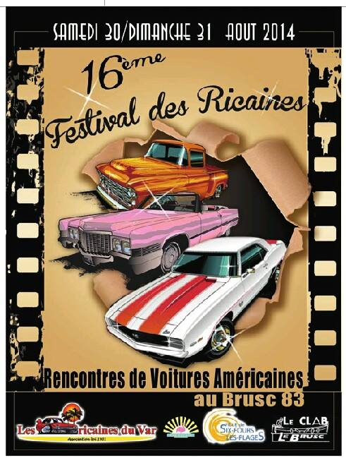 Ricaines du Var 2014