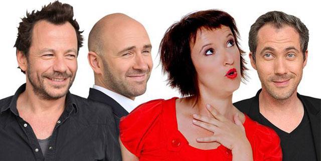 Anne Roumanoff - Les Fantaisies Toulonnaises 2015
