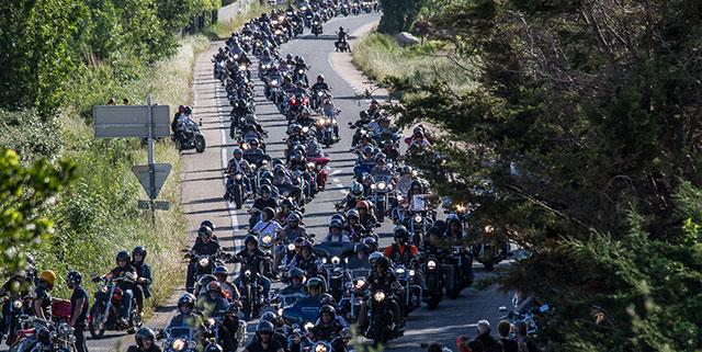 Parade Harley-Davidson 2015
