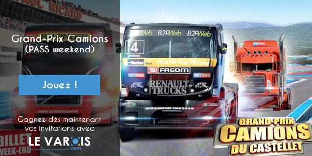 Grand Prix Camions Castellet 2015