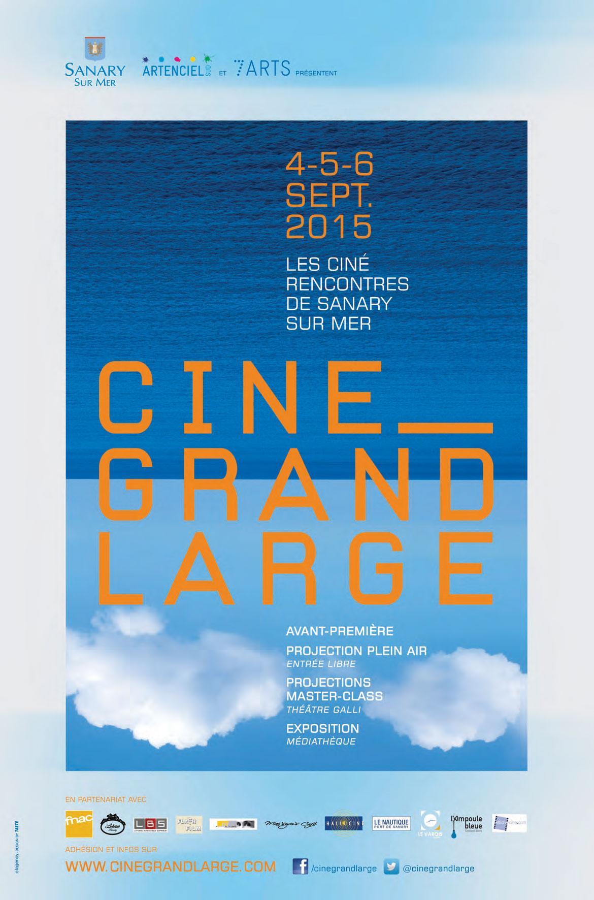 Affiche Ciné Grand Large