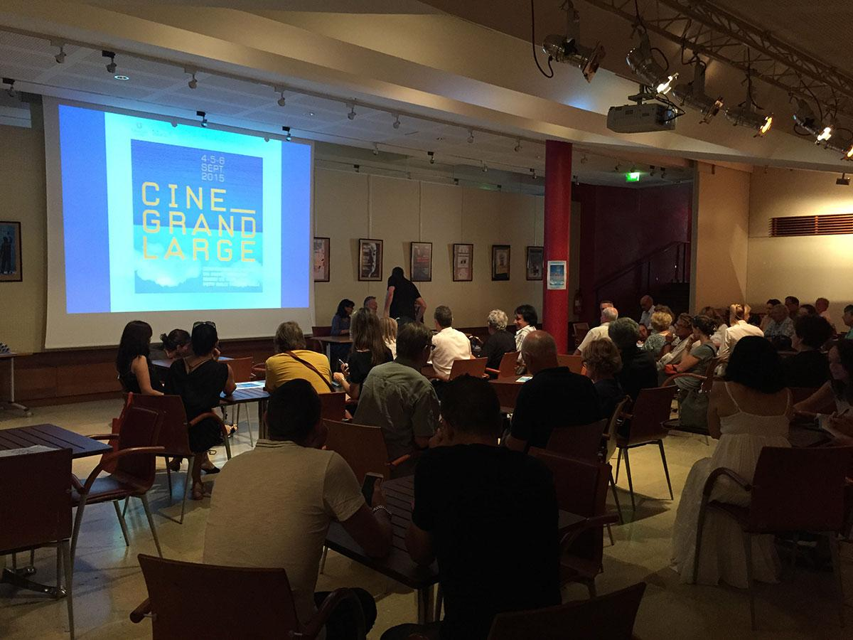 Ciné Grand Large Sanary-sur-Mer