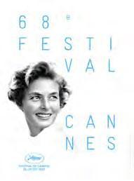 Affiche du Festival de Cannes 2015