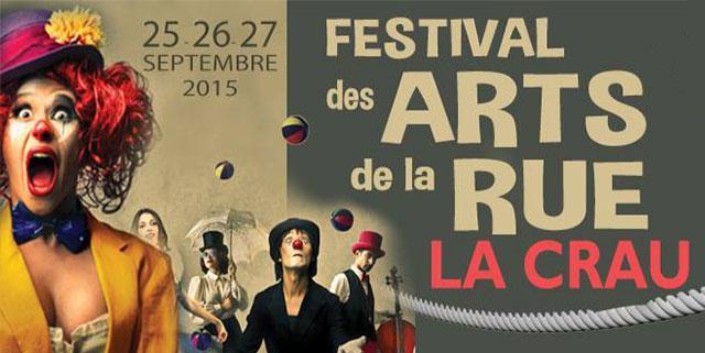 Festival des Arts de la Rue à La Crau