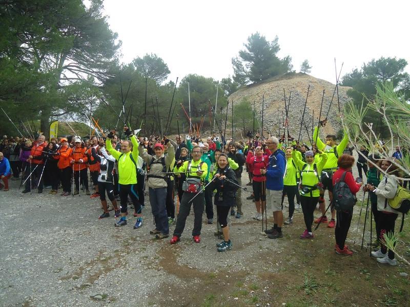 Toulon Marche Nordique