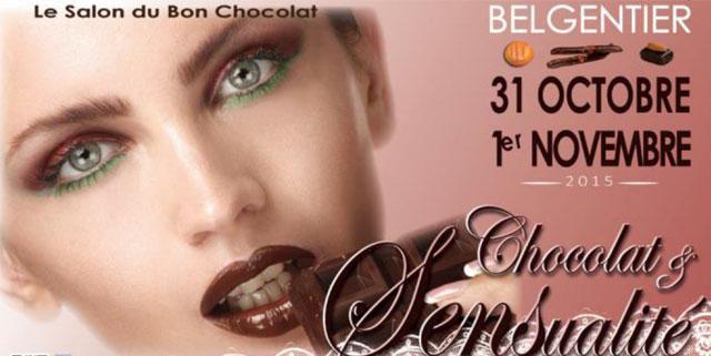 Salon Coeur Chocolat Belgentier 2015