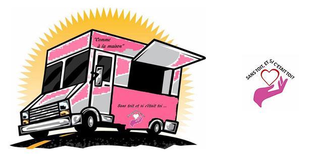 Food truck Sans toit et si c'était toi