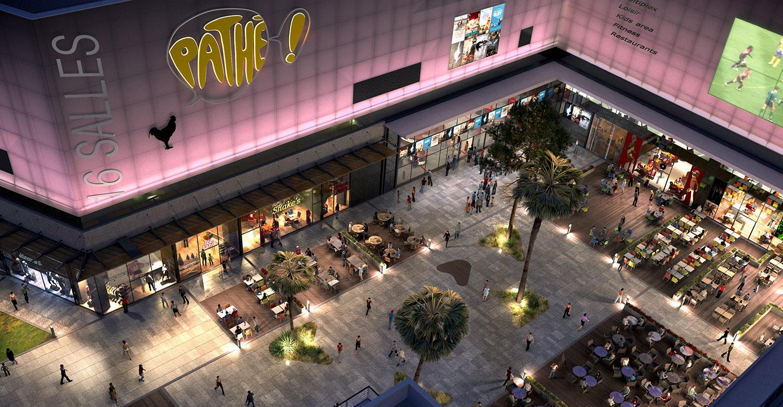 Cinéma Pathé La Valette L'Avenue 83