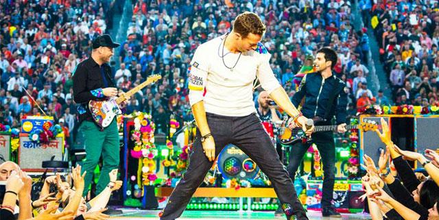 Coldplay Nice