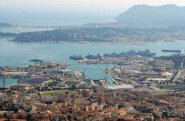 Explosion Toulon
