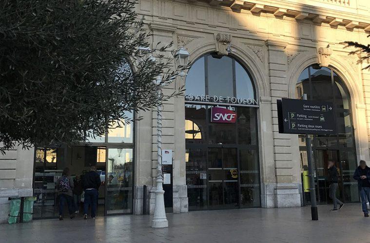 Gare de Toulon