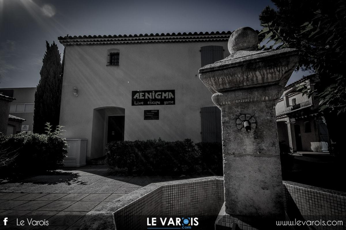 Aenigma Escape Game La Garde (1)