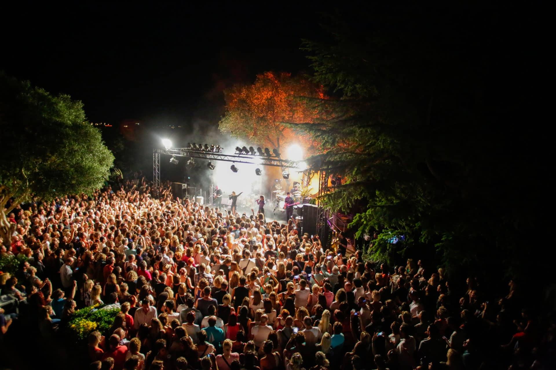 Festival Le Mas des Escaravatiers Puget-sur-Argens
