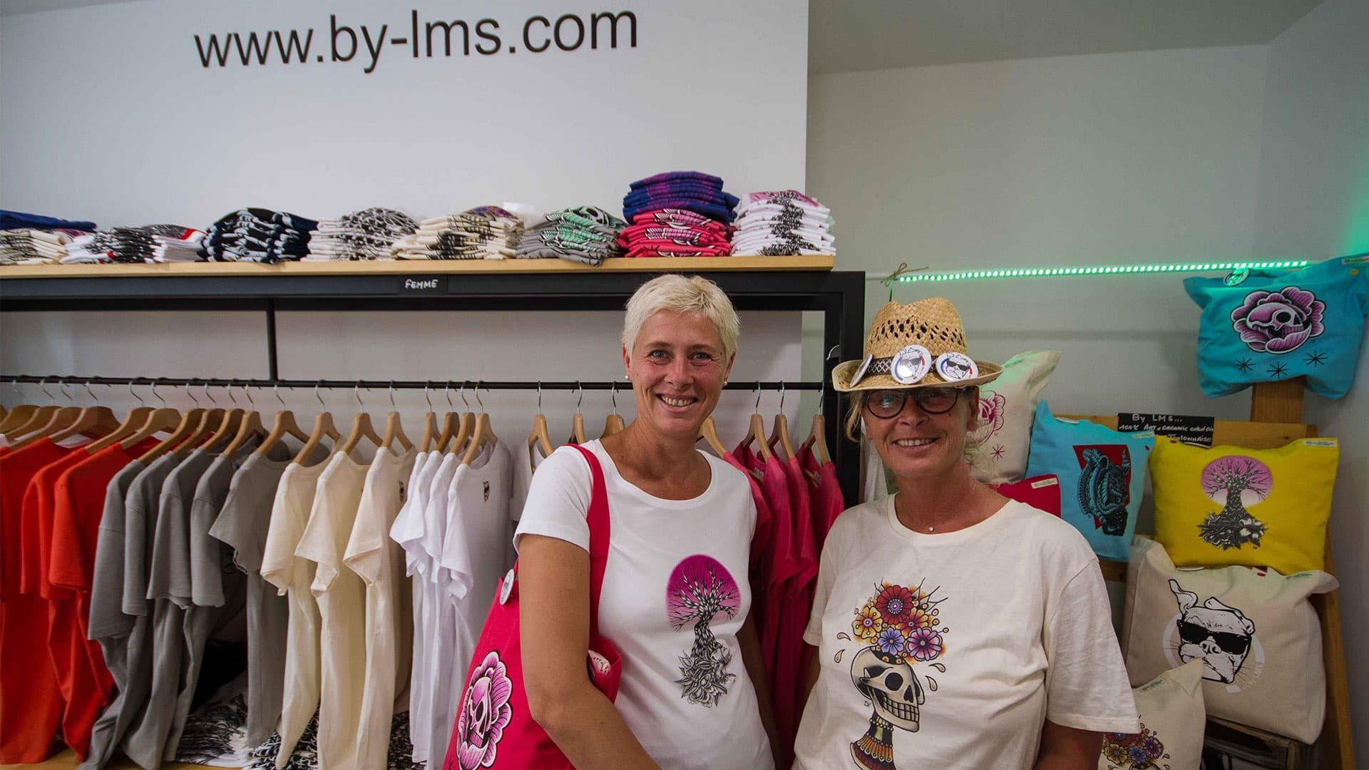 ... by LMS 100% Art & Organic Toulon bio