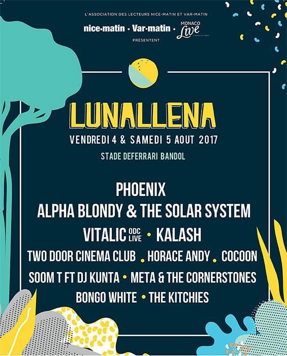 Lunallena Festival Bandol