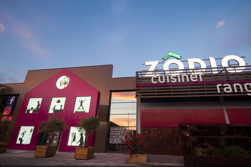Zodio concours inauguration