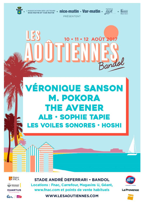 Festival Aoutiennes Bandol