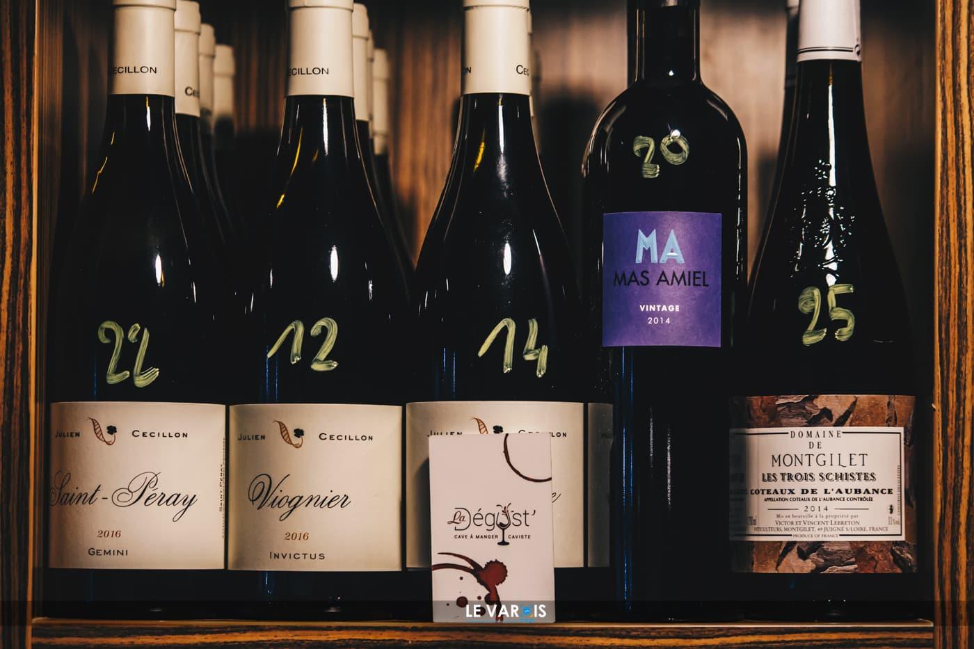 La Dégust' bar à vin/tapas Toulon