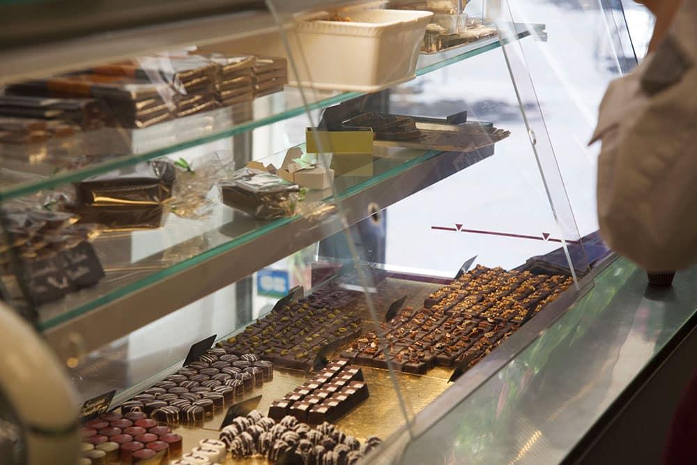 Ma Petite Chocolaterie Place de l'Equerre Toulon