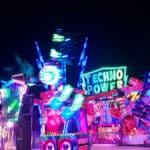 Techno Power attraction Magic World