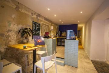 Blackwood coffee-shop Toulon