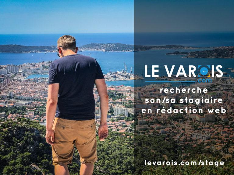 Offre de stage Toulon