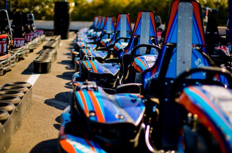 Speedkart Hyères karting