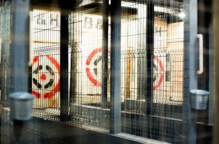 Bar & Haches, Le 1er centre de lancers de haches du Var, une activité surprenante !