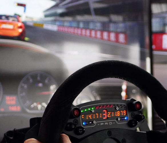 L'Echappatoire simulateur course automobile La Garde