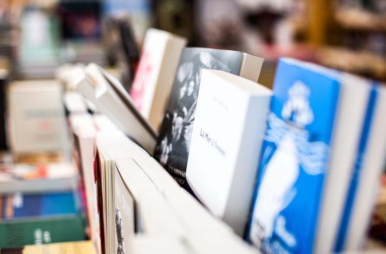 La Soupe de l'Espace librairie Hyères