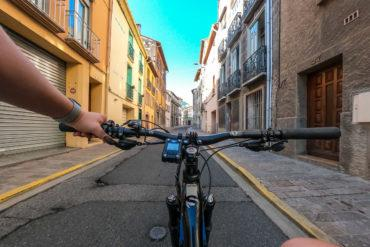 Photo vélo GoPro LEVAROIS